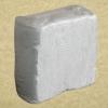 Ветошь трикотаж белый размер 40*60см ГОСТ 4643-75